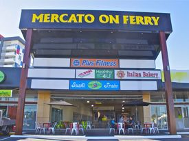 The Location And Exposure, Mercato On Ferry Now Leasing!