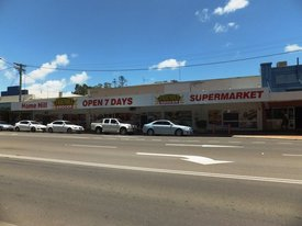 Freehold Retail Shopping Centre And Friendly Supermarket Business - For Sale