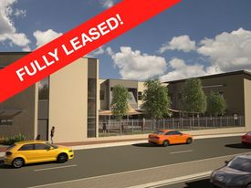 Fully Leased!