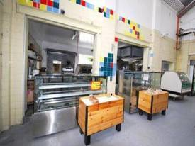 Fully Equipped Bakery Formally Old Wyong Milk Factory