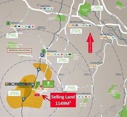 1149 M2 Level (pda) Commercial Development/investment Site In Greater Flagstone- Jimboomba