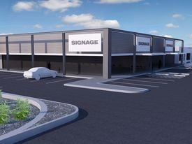 Long Term Ground Lease Available - Office, Showroom Or Industrial
