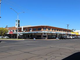 Tenanted Charleville Building For Sale