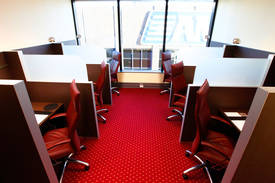 Morden Equipped Plug N Play Office Available At Pwc Tower