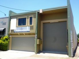 639m2 Quality Newstead Warehouse/office